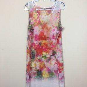 Topia Tops - Women's Sz 2X Kimono 👘 Pullover Topia  Top